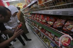 Sidak Mie Impor Tanpa Label Halal