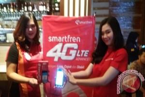 Smartfren hadirkan program gratis internet setahun