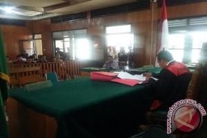 Anggota DPRD Sumsel bersaksi sidang dana hibah