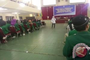 BNN beri pembekalan penyalahgunaan Narkoba kepada peserta KKN