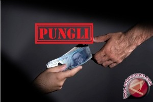 Polisi: Pungli dinas PU Pekanbaru Rp10,4 juta