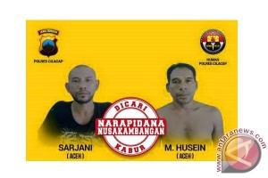 Dua napi kabur masih di Nusakambangan