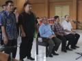 Sidang Lima Tersangka OTT KPK Di Banyuasin