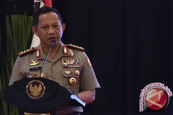Kapolri: Indonesia berpotensi menjadi negara dominan