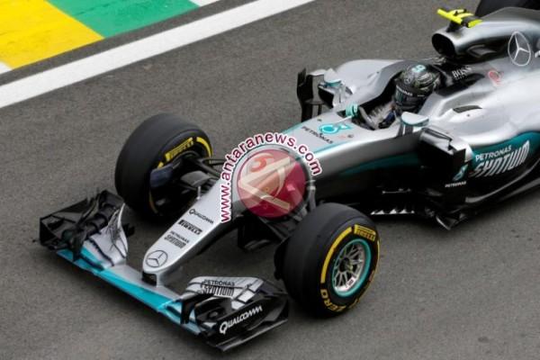 Petronas perpanjang sponsorship dengan Mercedes