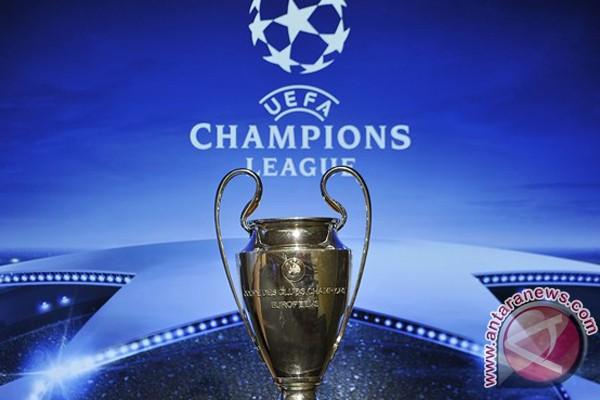 Data hasil pertandingan Liga Champions