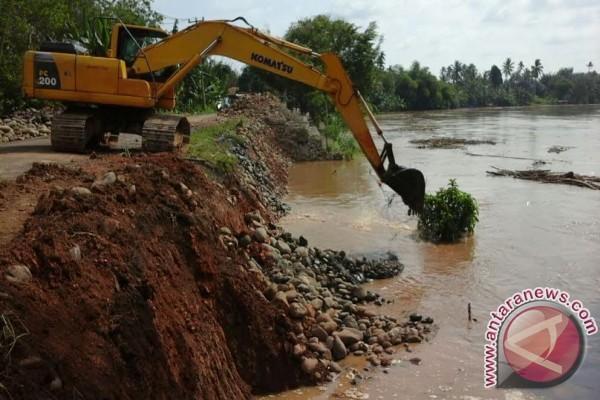 Mukomuko usulkan penanganan darurat abrasi Sungai Selagan