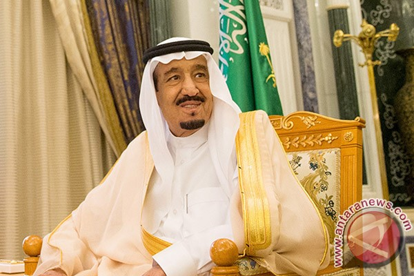 Raja Salman anggap Indonesia rumah kedua