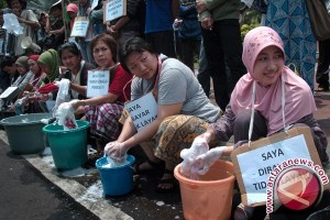 Stop Eksploitasi pekerja rumah tangga di Indonesia