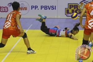 Jakarta PGN Popsivo Polwan Menang