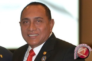 Edy-Musa ditetapkan sebagai Gubernur-Wagub Sumut terpilih