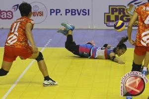 Jakarta PGN Popsivo kalahkan Bandung BJB