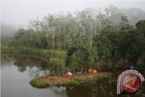 Danau Tambing objek wisata favorit anak muda