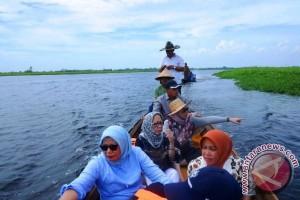 Ogan Komering Ilir kembangkan wisata Danau Teloko