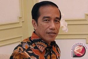 Presiden Jokowi terima gelar adat kehormatan Maluku