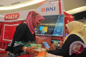 Telkomsel Mobile Banking Expo