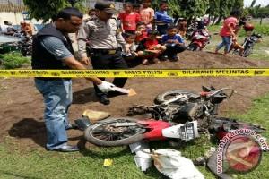 Seorang warga Palembang tewas tertabrak kereta api