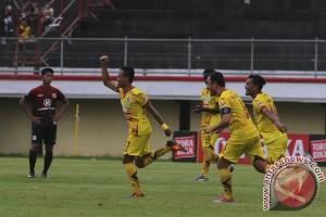 Sriwijaya FC Kalahkan Barito Putera