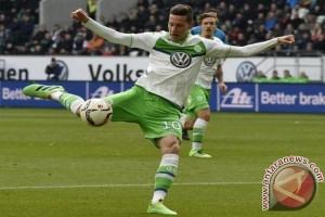 Wolfsburg taklukkan Hoffenheim