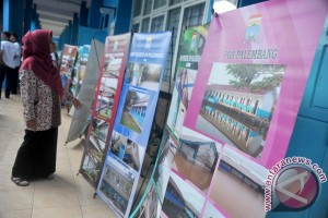 Perbaikan Gedung Sekolah di Palembang