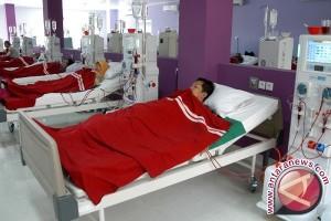 Empat mesin cuci darah RSUD Curup rusak