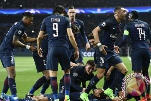 PSG taklukkan Monaco 4-1 final Piala Prancis