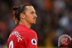 Ibrahimovic akan bicarakan perpanjangan kontrak dengan United