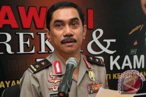Suhardi: BNPT terapkan multistrategi hadapi terorisme