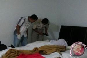 Kades ditemukan tewas di kamar hotel Baturaja