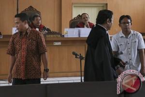 Saksi Sidang Suap Kabupaten Banyuasin