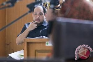 Bupati nonaktif Banyuasin divonis enam tahun penjara