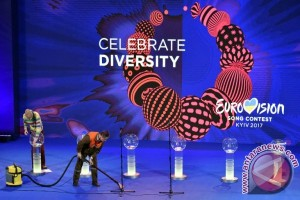 Penggemar musik dari 52 negara akan hadiri Eurovision 2017