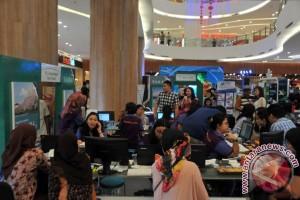 Silk Air Travel Fair Palembang