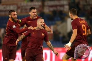 Nainggolan tampil Gemilang saat Roma kalahkan Inter