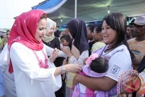 Istri Gubernur Lampung melahirkan apresiasi pelayanan RSUDAM