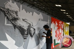Dua perupa Lampung terpilih ikuti Pameran Nusantara