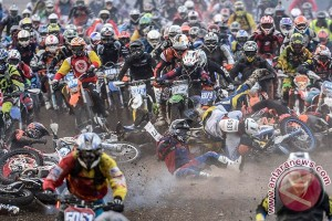 Kejuaraan dunia Motocross di Babel tingkatkan wisatawan