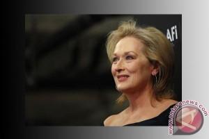 Meryl Streep tuding Karl Lagerfeld ganggu Kebahagiaannya di Piala Oscar