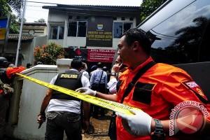 Ledakan terjadi di Kota Bandung