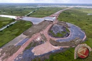 Progres Pembangunan Jalan Tol Palindra