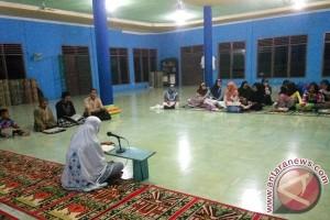 Mahasiswa KKN kembangkan potensi tilawah Quran