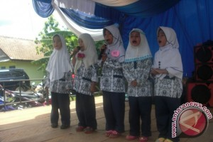 Festival anak shaleh berlangsung di Betung