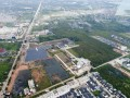 Pembangunan Depo LRT Palembang