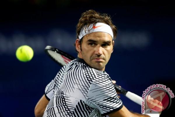 Federer dikalahkan petenis Rusia Donskoy di Dubai
