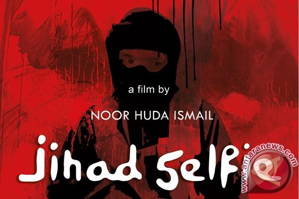 Jilbab selfie awali festival film di London