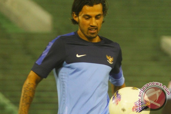 Stefano Lilipaly kembali cetak gol di Cambuur