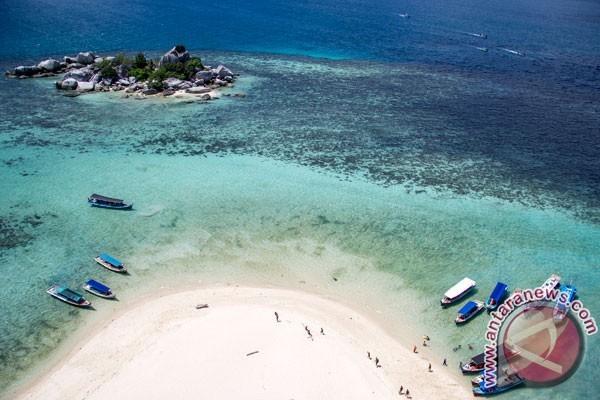 Pemprov jadikan Pulau Belitung destinasi wisata Internasional