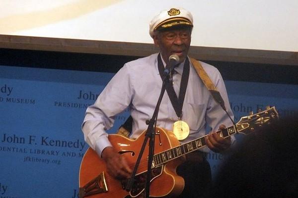 Pelopor rock 'n' roll Chuck Berry tutup usia