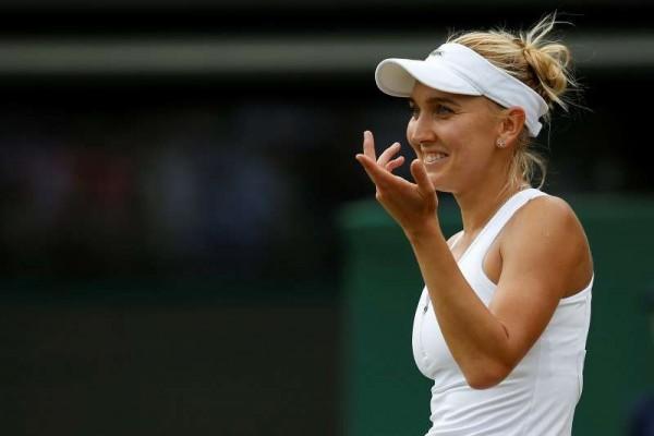 Vesnina kalahkan Kuznetsova dalam pertandingan final Marathon Indian Wells