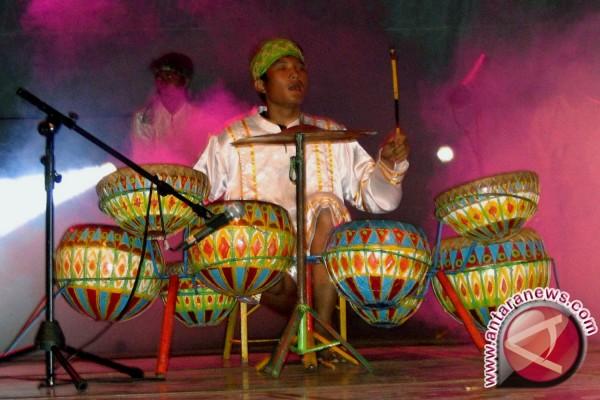 Musik Dol Bengkulu tampil di Malaysia